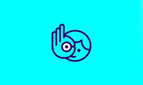 45款藝術線條風格logo設計欣賞