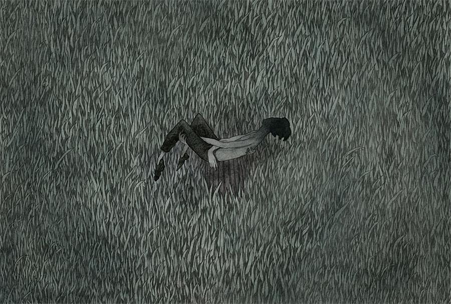 Leonardo Santamaria创意插画欣赏