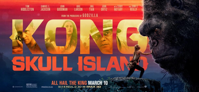 电影海报欣赏:金刚:骷髅岛