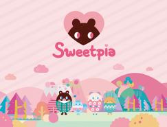 Sweetpia糖果包装设计