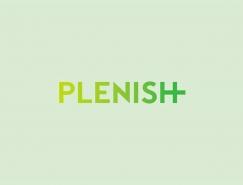 Plenish果汁品牌和包装设计