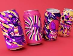30款罐裝飲料包裝設計