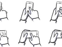 如何表达App的隐藏手势操作
