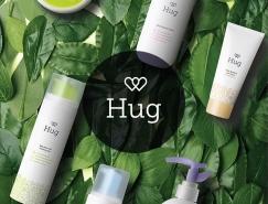 HUG婴儿护肤品包装设计
