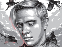 Aleksey Rico精美的插画海报设计