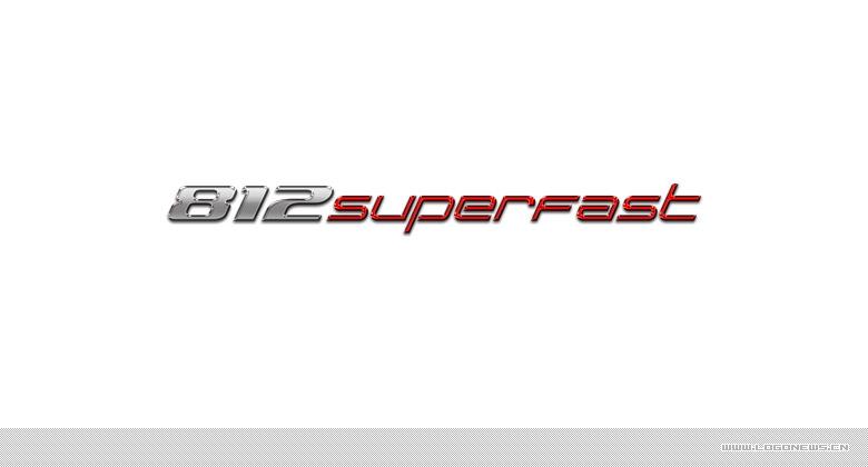 """法拉利新车""""812 Superfast""""标识亮相"""