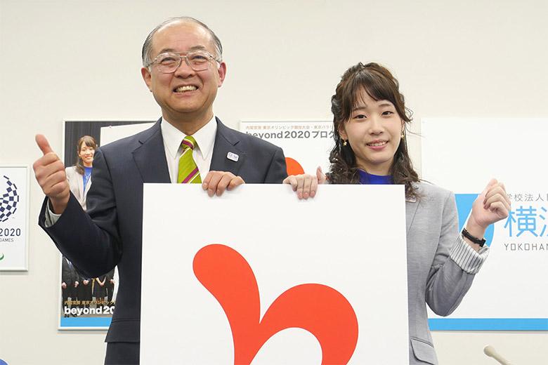 """日本政府发布""""beyond 2020""""奥运遗产认定LOGO"""