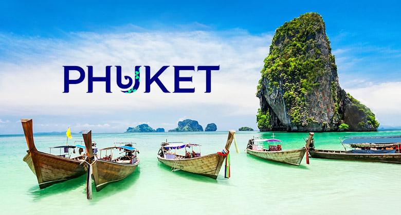 著名旅游胜地 普吉岛 推出全新旅游品牌LOGO