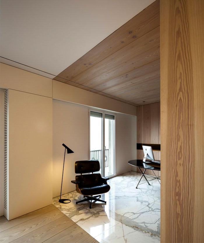 温暖舒适的开放式空间:西班牙塞维利亚BG住宅设计