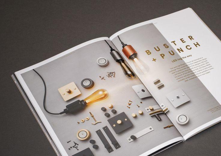 41个精美的杂志版式设计