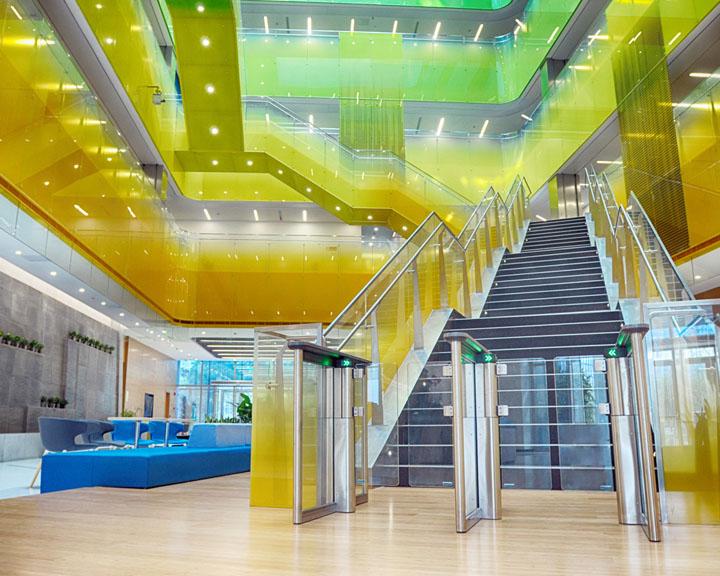 微软苏州办公室设计