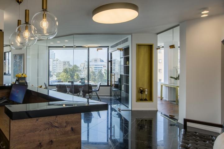 以色列ACK律师事务所办公空间设计