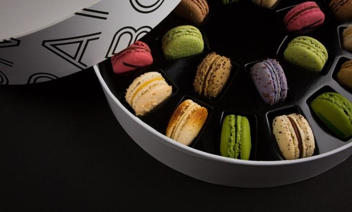 Craig Alibone巧克力包裝設計