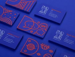 Drap Agency品牌視覺形象設計