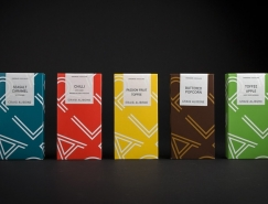 Craig Alibone巧克力包装设计