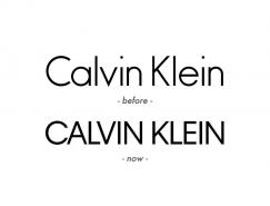 美国时装品牌Calvin Klein更换新