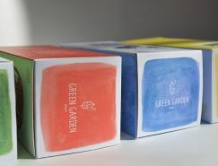 Green Garden茶包装设计