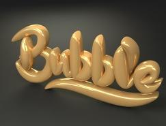 葡萄牙设计师Simon Almeida创意字体设计