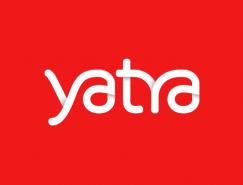 印度知名在线旅游Yatra.com更换新LOGO