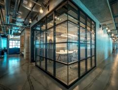 网络安全公司Palo Alto Networks以色列办公室设计
