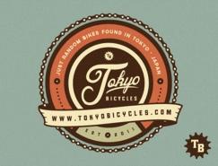 75款国外复古风格logo设计
