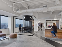 Saatchi & Saatchi纽约办公室设计