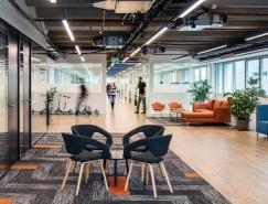 以色列软件公司Intango办公室设计