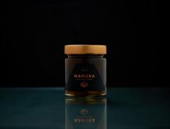 Naturval蜂蜜包裝設計