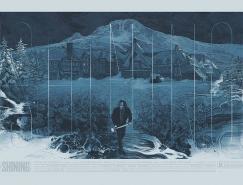 Krzysztof Domaradzki创意电影海报皇冠新2网
