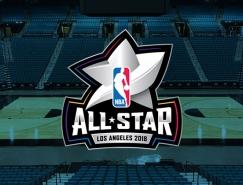 2018年洛杉矶全明星赛LOGO发布