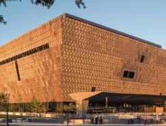 美國非洲裔曆史文化國家博物館