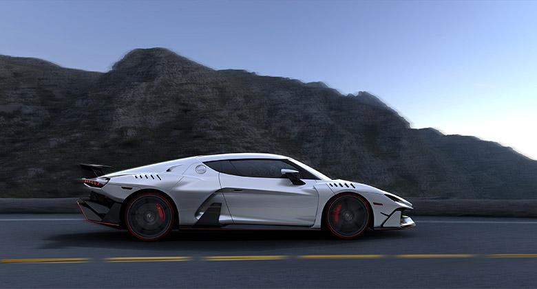 意大利Italdesign推出全新超跑品牌 公牛车标力量十足