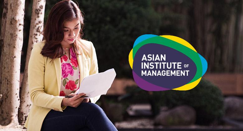 亚洲管理研究所(AIM)更换新LOGO
