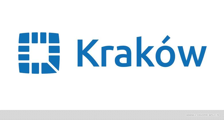 波兰第二大城市 克拉科夫(Kraków)发布全新城市形象LOGO