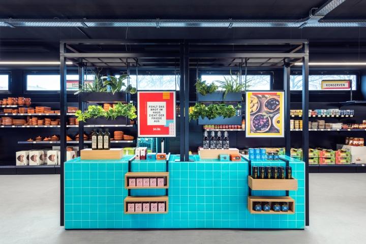 科隆Solera连锁超市室内设计