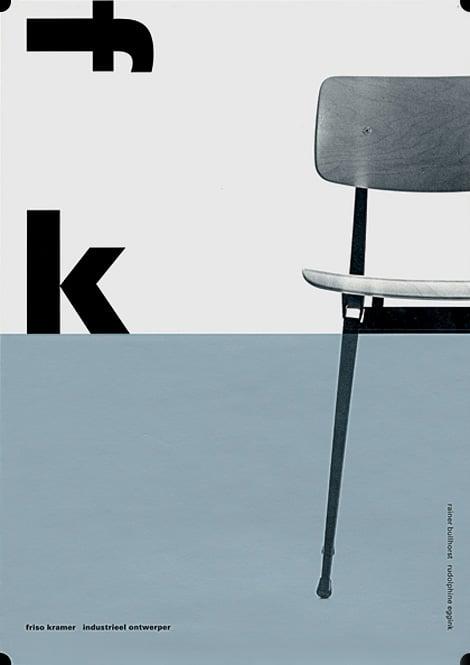 100张经典的瑞士海报设计作品