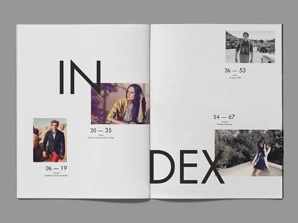 50张国外创意排版设计欣赏
