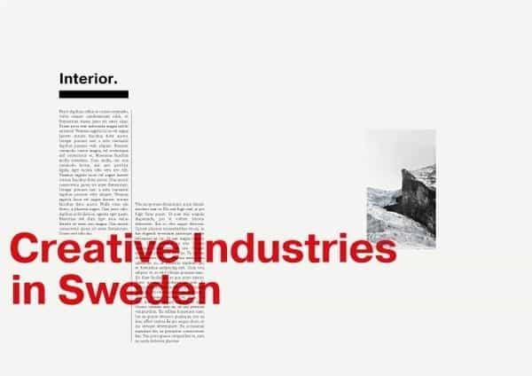 50张国外创意排版设计欣赏(2)图片