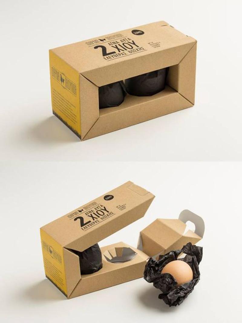 39款創意雞蛋包裝設計