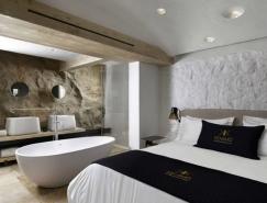 20个豪华酒店浴室设计