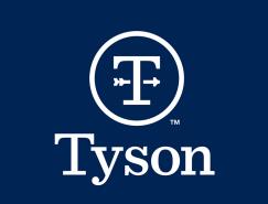 泰森食品(Tyson Foods)更新LOGO