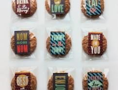 30款超棒的饼干包装设计