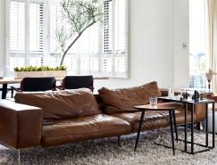台中86平米纯白现代简约住宅设计