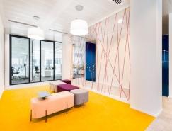 个人贷款机构Cofidis办公室空间设计