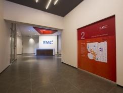 EMC印度办事处空间设计