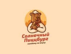 40款比萨餐厅logo设计欣赏