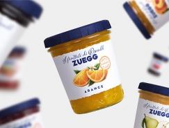Zuegg果酱包装设计