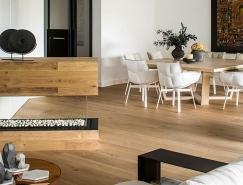 巴塞羅那安靜簡約的現代住宅設計