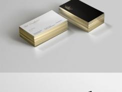 30个酒店品牌视觉形象设计