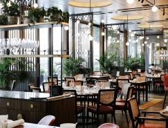 新加坡博物館皇後中式餐廳設計
